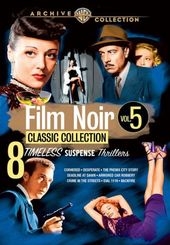 Film Noir Classic Collection, Volume 5 (4-Disc)