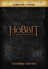 The Hobbit: The Motion Picture Trilogy [Extended