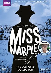 Miss Marple - Complete Collection (9-DVD)