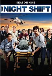 The Night Shift - Season 1 (2-Disc)