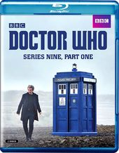 Doctor Who - Series 9, Part 1 (Blu-ray)