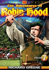"Adventures of Robin Hood, Volume 7 - 11"" x 17"""