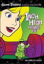 Inch High Private Eye - Complete Series (2-Disc)