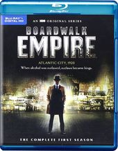 Boardwalk Empire - Complete 1st Season (Blu-ray)