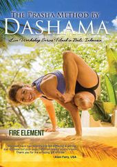 Dashama Konah Gordon - Fire Element