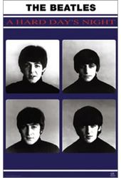The Beatles - Hard Days Night - Poster