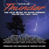 Days Of Thunder - The Film Music of Hans Zimmer,
