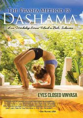 Dashama Konah Gordon - Eyes Closed Vinyasa