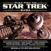 Music From The Star Trek Saga 1 / O. S. T