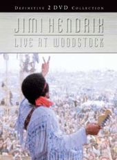 Jimi Hendrix - Live at Woodstock (2-DVD)
