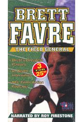 Football - Brett Favre: The Field General