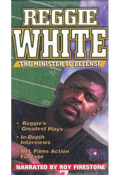 Football - Reggie White: Minister of Defense