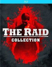 The Raid Collection (Blu-ray)