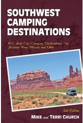 Southwest Camping Destinations: Rv and Car