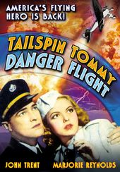 "Tailspin Tommy: Danger Flight - 11"" x 17"" Poster"