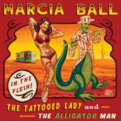 The Tattooed Lady & The Alligator Man
