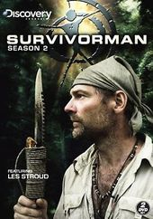 Survivorman - Season 2 (2-DVD)