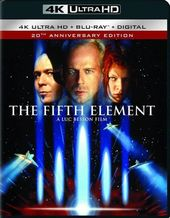 The Fifth Element (4K UltraHD + Blu-ray)