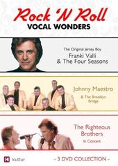 Rock 'N Roll Vocal Wonders: Frankie Valli /