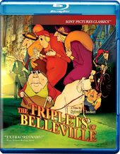 The Triplets of Belleville (Blu-ray)