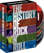 The History of Rock 'n' Roll (5-DVD)