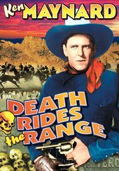 "Death Rides The Range - 11"" x 17"" Poster"