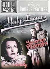 Hedy Lamarr Double Feature: Dishonored Lady /