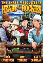 The Three Mesquiteers: Heart of The Rockies - 11""