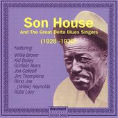 Complete Recorded Works of Son House & the Great