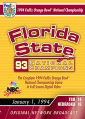 1994 FedEx Orange Bowl: National Championship Game