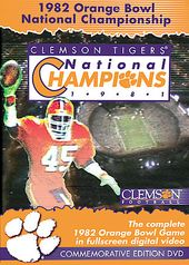 The 1982 Orange Bowl National Championship