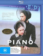 The Piano [Import] (Blu-ray)