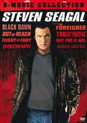 Steven Seagal Collection (4-DVD)