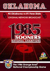 1986 Oklahoma National Champions