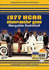 1977 NCAA Championship Game - Marquette Vs. North