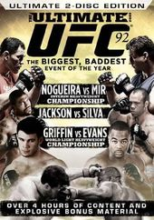 UFC 92 - The Ultimate 2008 (2-DVD)