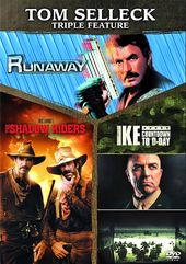 Tom Selleck Triple Feature (Runaway / The Shadow