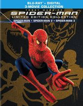Spider-Man Collection (Blu-ray)