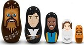 Star Wars Nesting Dolls - The Rebellion