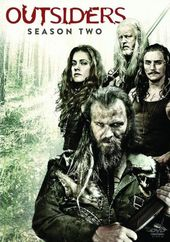 Outsiders - Season 2 (4-DVD)