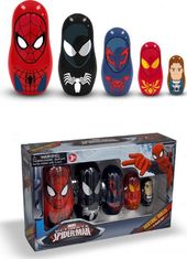 Marvel Comics - Spiderman Nesting Dolls