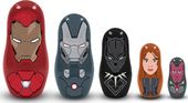 Captain America 3 Nesting Doll Set - Team Iron Man