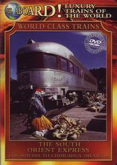 Trains - All Aboard! Luxury Trains Of The World: