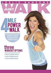 Leslie Sansone - Just Walk: 4 Mile Power Walk