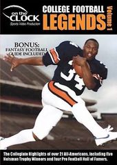 Football - Legends of College Football, Volume 1