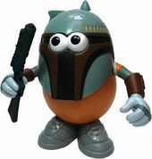 Star Wars - Boba Fett Mr. Potato Head
