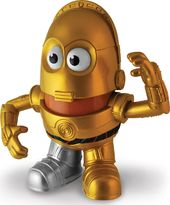 Star Wars - C3P0 Mr. Potato Head