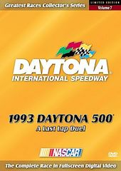 Auto Racing - 1993 Daytona 500