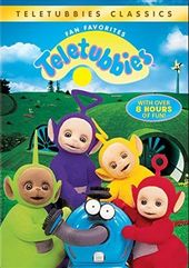 Teletubbies - Fan Favorites (3-DVD)