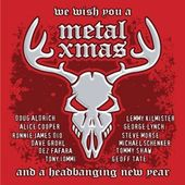 We Wish You a Metal Xmas & a Headbanging New Year